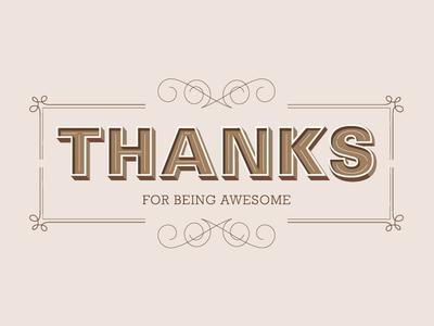 thanksforbeingawesomedribbble_1x